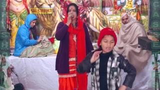 LIVE JAGRAN---Do Do Jogini Ke Bich Akelo Khele Languriya---(BABLI SHARMA)