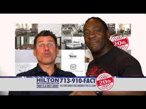 Hilton Furniture & Mattress Celebrates 20 Years