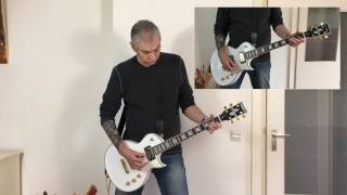 Dan Vapid and The Cheats - If You're Not Happy You Should Go (guitar cover)