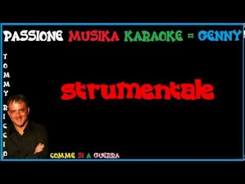 TOMMY RICCIO Comme si a guerre karaoke