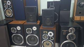 Toàn hàng độc mới về loa ampli Mỹ,Nhật giá từ 3.5 triệu Nguyên Hùng Audio
