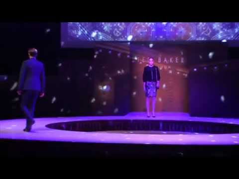 Ted Baker AW14 Catwalk Show
