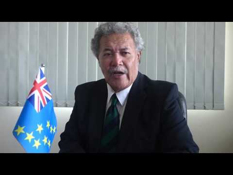 Prime Minister of Tuvalu: On the Report of the Secretary-General for the World Humanitarian Summit