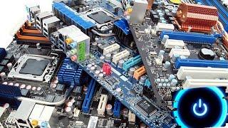 Как узнать модель материнской платы компьютера(узнать модель wmic baseboard get product узнать производителя wmic baseboard get Manufacturer., 2015-11-13T08:20:36.000Z)