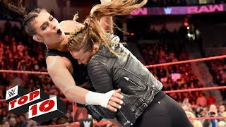 Top 10 Raw moments: WWE Top 10, April 16, 2018