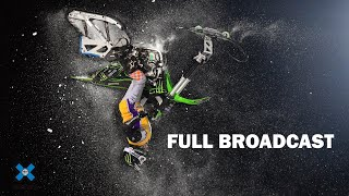 Snow Bike Best Trick: FULL BROADCAST | X Games Aspen 2020