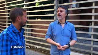 OSCAR MEDIAVILLA ( PRODUCTOR ) - ESTEBAN PROL ( ACTOR ) | PORTADAS