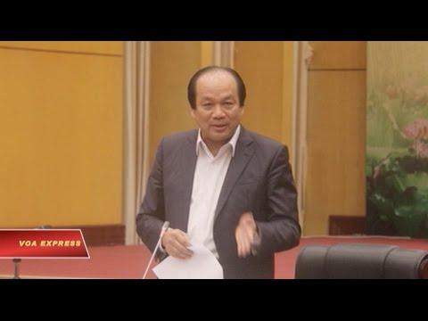 Tổ công tác của thủ tướng 'gây áp lực' với Bộ Tài nguyên và Môi trường