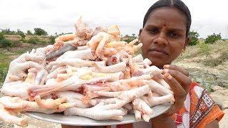 300 CHICKEN LEG  GRAVY Prepared My Wife Anandhi /My country foods..