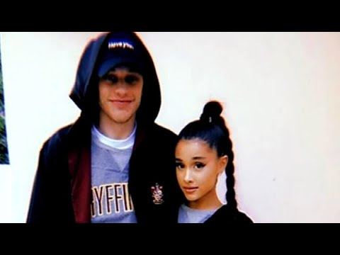 A Look Back at Ariana Grande and Pete Davidson's Famous Exes