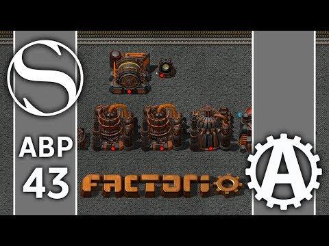 Aluminium Metallurgy | ABPlus Factorio 0.15 Part 43