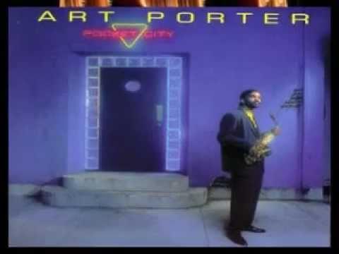 Art Porter ~ Inside Myself (1992)
