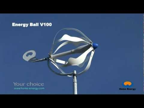 Energy Ball V100 commercial