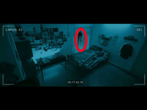 Real ghost caught in camera in India||2017