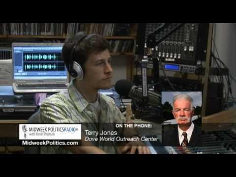 Terry Jones, Koran-Burning Anti-Jew Anti-Gay Preacher Interviewed (Part 1 of 2)