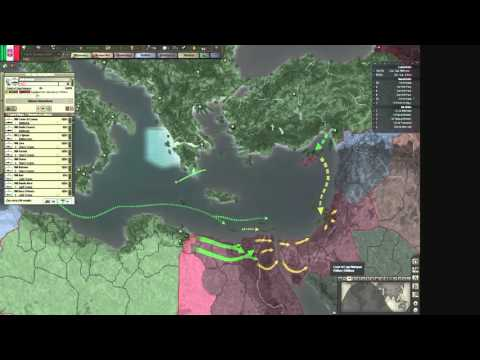 HoI3 Let's Play Italy #4 It's Our Time! It's Our Sea!