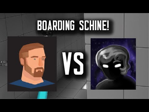 StarMade Multiplayer PVP - Boarding Schine