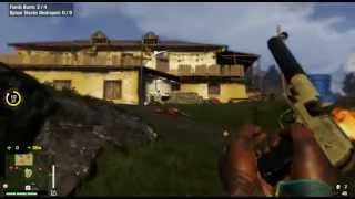 Far Cry 4 (Save or Destroy Drug Farm) LET IT BURN BABY! HD #DRUGS ARE FUN!!!!