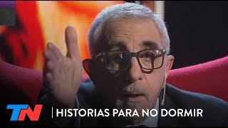 MASACRE, VENGA Y VEA: Ricardo Canaletti en HISTORIAS PARA NO DORMIR