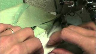 Repeat youtube video Magalie's Technique For Lining a Doll Dress or Coat.mpg