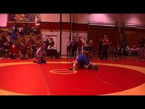 2014 Guelph Open: 125 kg Bronze Rysiek Kolanko vs. CJ Thoms