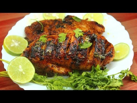 Grilled Chicken Breast    Pan Roasted Chicken Breast   Without Oven   Tasty   Fried Chicken Breast
