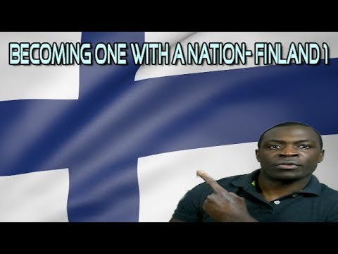 Becoming One With a Nation- Finland 1