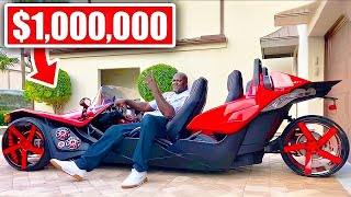 Custom Cars Of NBA Players