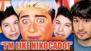 Nikocado Avocado Wannabe Fakes Meltdowns For Views | Sebastian Bails Is Lying