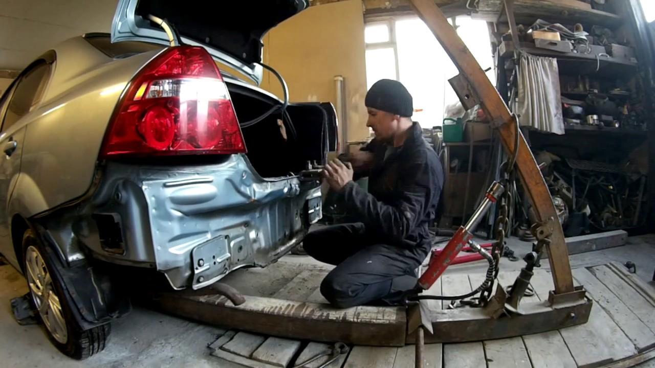 Рихтовка автомобилей своими руками фото 581