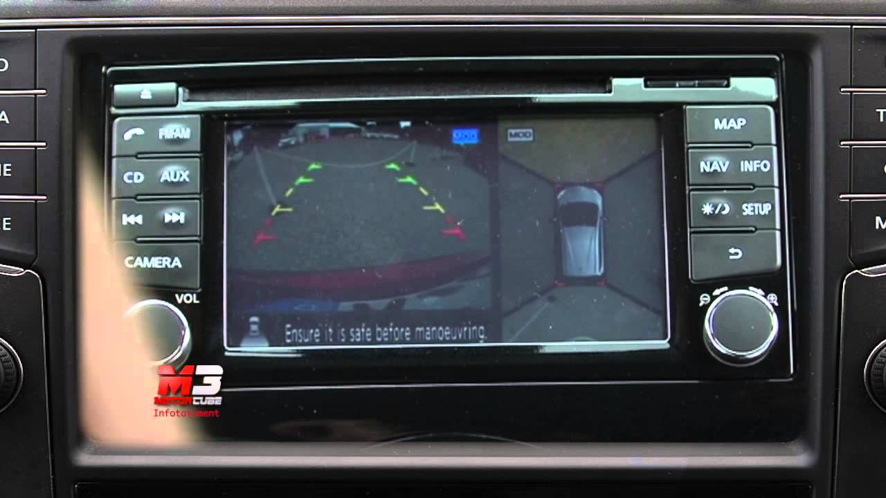 nissan note 2013 infotainment - safety shield - youtube