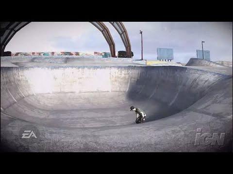 Skate PlayStation 3 Trailer - Highlight Reel