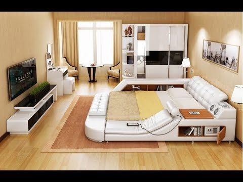 Great space saving ideas smart furniture 2 youtube for Room smart furniture houston