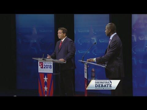 Gubernatorial Debate: Have Candidates Crossed A Line Regarding Divisive Political Rhetoric?