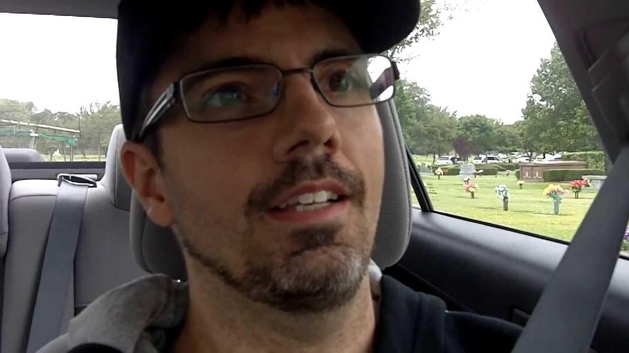 Me at Moore Memorial Gardens in Arlington Tx - YouTube