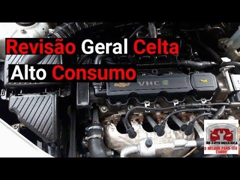 CELTA REVISÃO DE ALTO CONSUMO