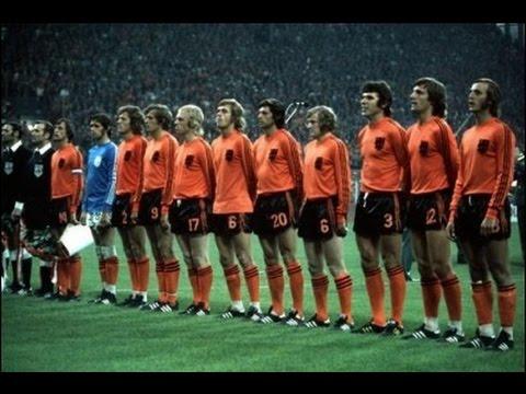 Football's Greatest International Teams .. Netherlands 1974
