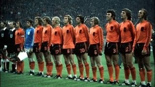 Football's Greatest International Teams .. Netherlands 1974