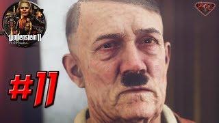 WOLFENSTEIN 2: THE NEW COLOSSUS – Full Gameplay Walkthrough Part 11 - 1080p HD