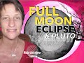 FULL MOON PLUTO CAPRICORN ECLIPSE & THE 12 SIGNS!