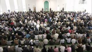 Friday Sermon: 14th September 2012 (Urdu)