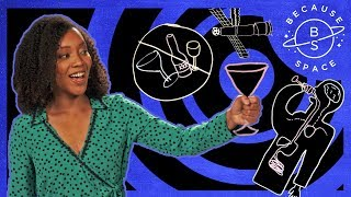 Why You Shouldn't Drink Alcohol In Space | Because Space