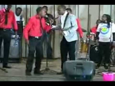 buisson ardent concert live in cape town south-africa sunday 22nd april 2012.