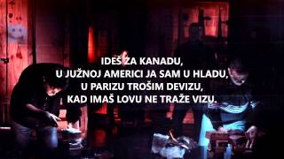 THCF feat. COBY - IDEŠ ZA KANADU [TEKST]