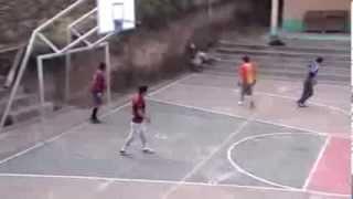 Partidazo de Futbol Narrado por aficionados al futbol - Jugado abajo del Volcan Tajumulco