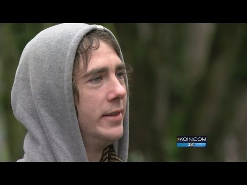 Homeless man offered job after being kicked off property