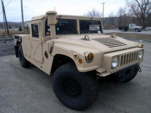 2008 am general m1113 4x4 humvee hmmwv on govliquidation com youtube rh youtube com AM General Hummer Parts Hummer H1