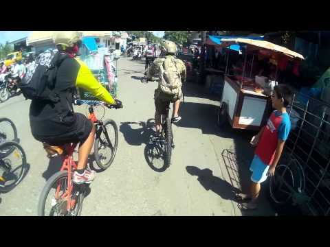 Biking Around Danao City, Cebu