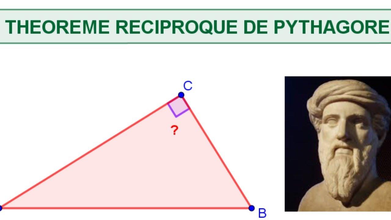 Download 4° Théorème réciproque de Pythagore : Premier contact