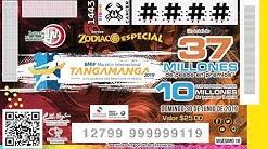 Sorteo Zodiaco Especial No.1443 |  Maratn Internacional TANGAMANGA